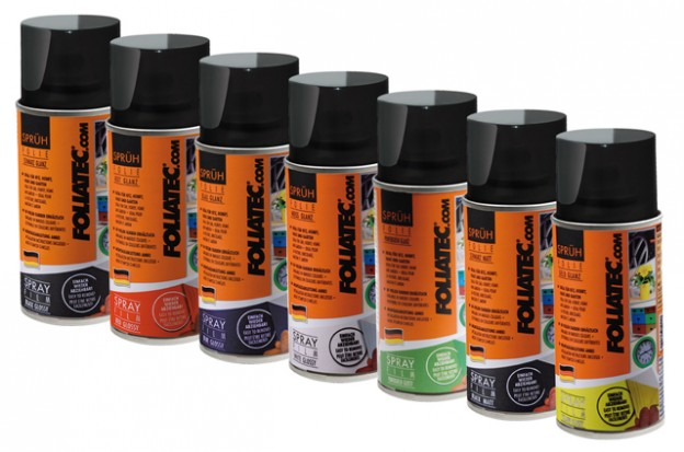 Film Spray Mini FOLIATEC ITALIA