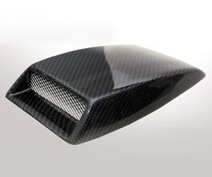 Foliatec com 34951 presa d 39 aria carbon style foliatec - Presa d aria cucina ...